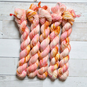 Summer Shandy | Mini Skein
