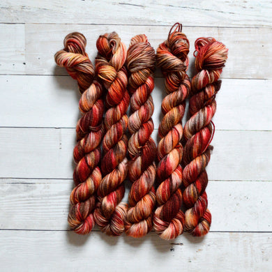 Pile of Leaves | Mini Skein