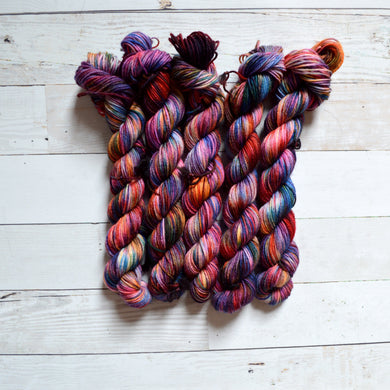 Kaleidoscope | Mini Skein