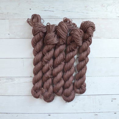 Chocolate Bar | Solid Skein