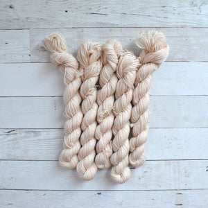Beach Sand | Solid Skein