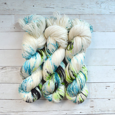 Wicked | Fingering - DK - Worsted - Bulky