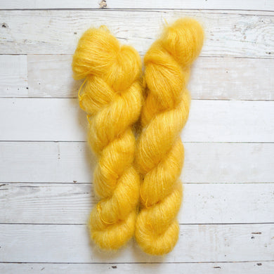 Honey | Mohair Lace