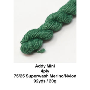 Evergreen | Solid Skein