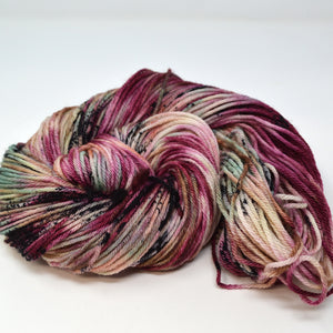 Passionate Purple | Worsted