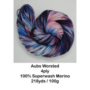 Arctic Bliss | Worsted