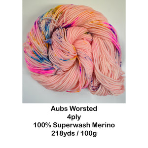 A Shot of Unicorn | Worsted