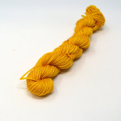 Gold | Solid Skein