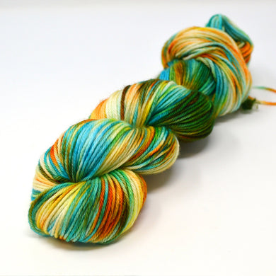 Crazy Daisy | Worsted