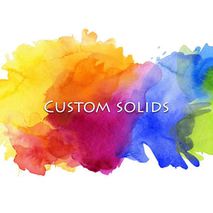 Custom Solid | Fingering