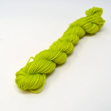 Lime | Solid Skein
