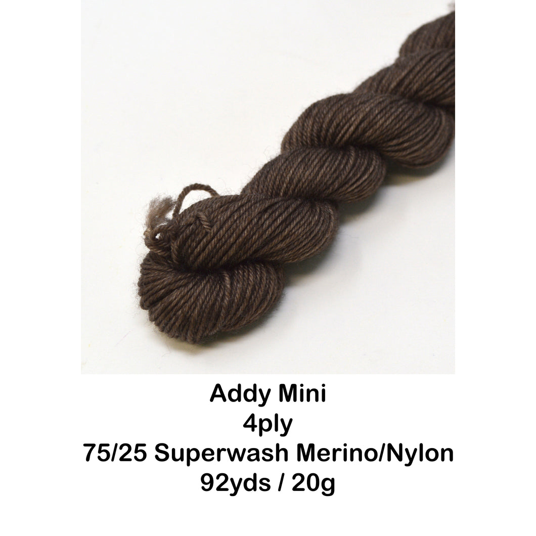 Walnut | Solid Skein