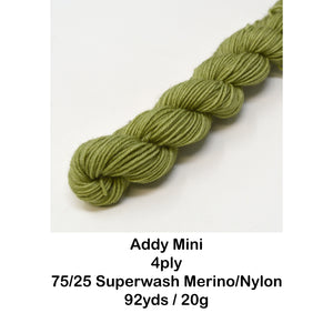 Swamp | Solid Skein