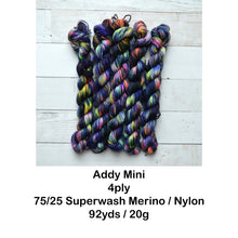 Load image into Gallery viewer, It's 5 O'Clock Somewhere | Mini Skein