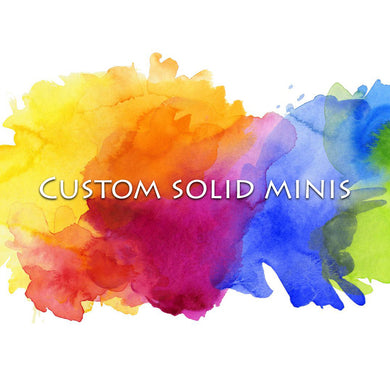 Custom Mini | Mini Skein