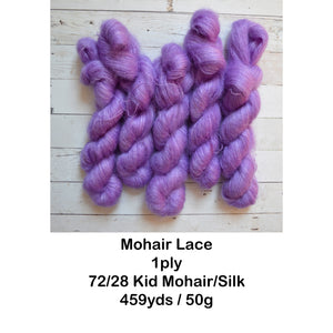 Electric | Mohair Lace