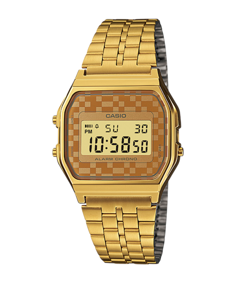 Casio A159WGEA-9A Gold