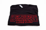 Delorean Things Shirt