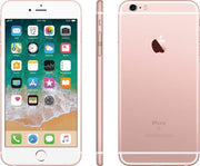 Apple iPhone 6S Plus 32GB Rose Gold - Page Plus