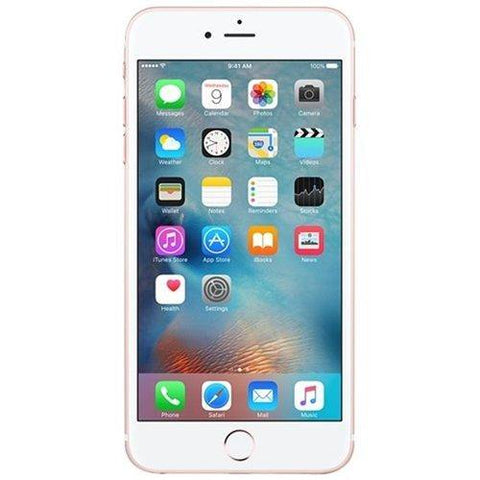 Apple iPhone 6S 32GB Rose Gold - Simple Mobile