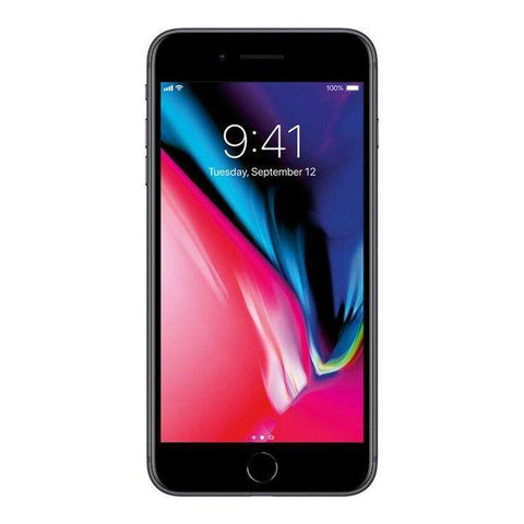 Apple iPhone 8 Plus 64GB Space Gray - Simple Mobile