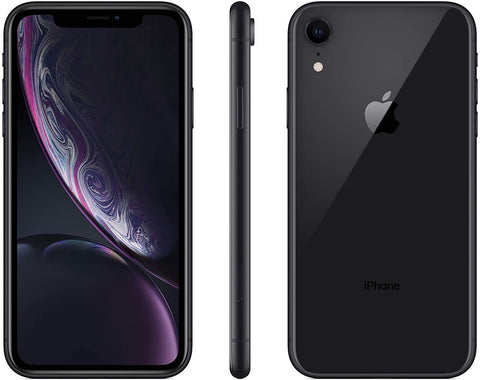 Apple iPhone XR 64GB Black - Page Plus