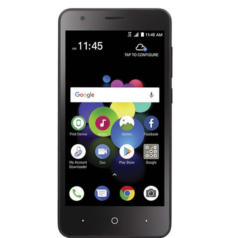 ZTE Blade T2 - Simple Mobile - Black