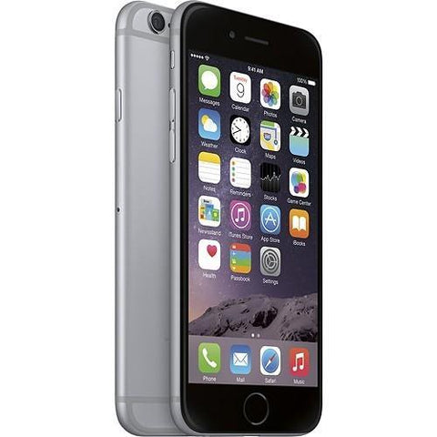 Apple iPhone 6 32GB Space Gray - Page Plus