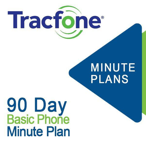 TracFone Basic Phone Minute Plan Refill