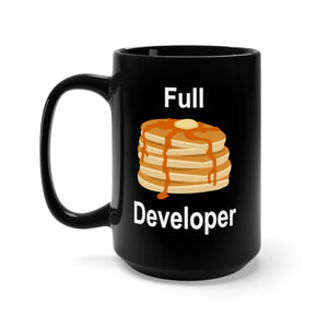 Full Stack Developer 15oz Mug