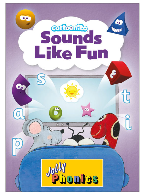 Jolly Phonics Sounds Like Fun DVD
