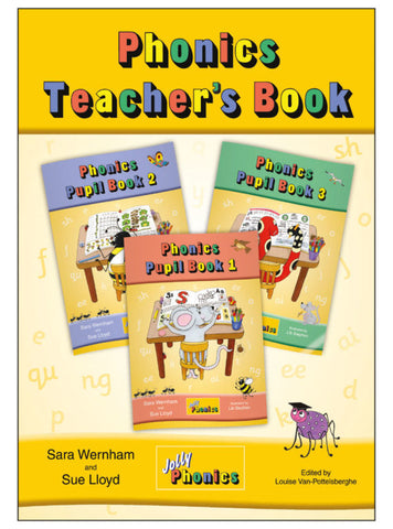 Jolly Phonics Teachers Book