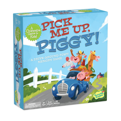 Peaceable Kingdom Pick Me Up, Piggy