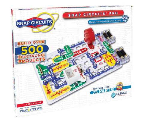 Snap Circuits 500-in-1