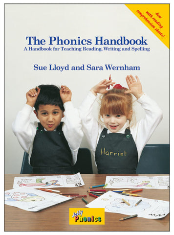 Jolly Phonics Handbook