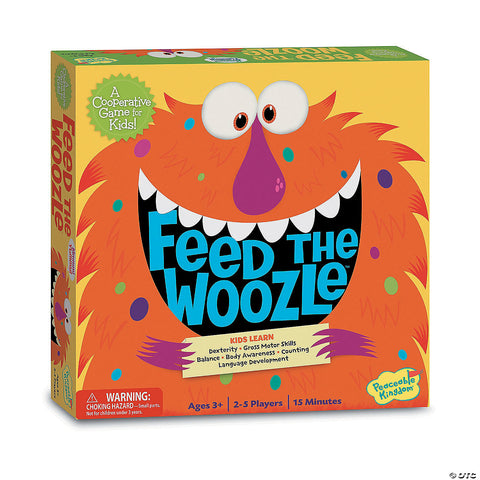 Peaceable Kingdom Feed The Woozle