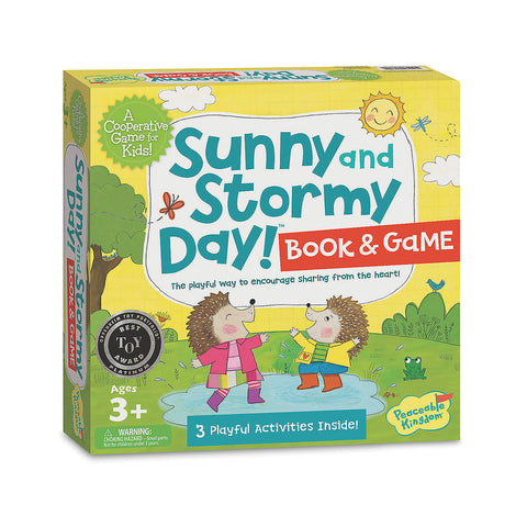 Peaceable Kingdom Sunny and Stormy Day