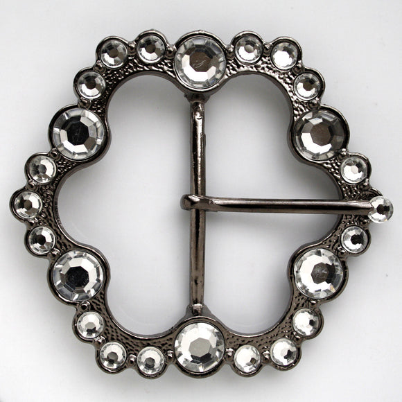 #0337 Decorative buckle 55mm