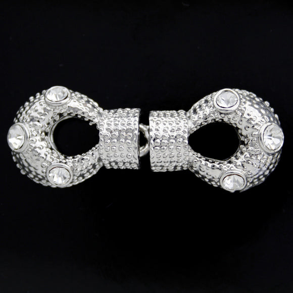 #0478 Crystal Clasp 50mm