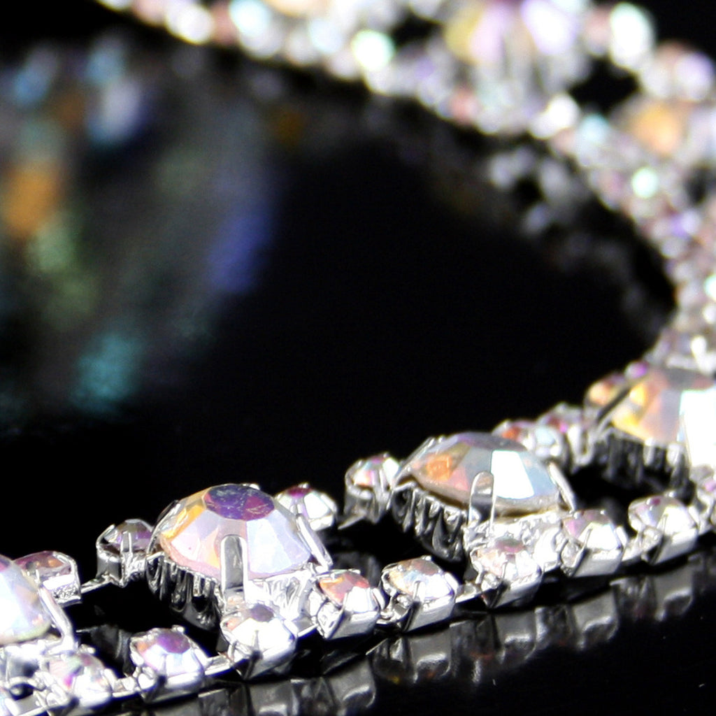 #0546 AB Crystal Trim 13mm