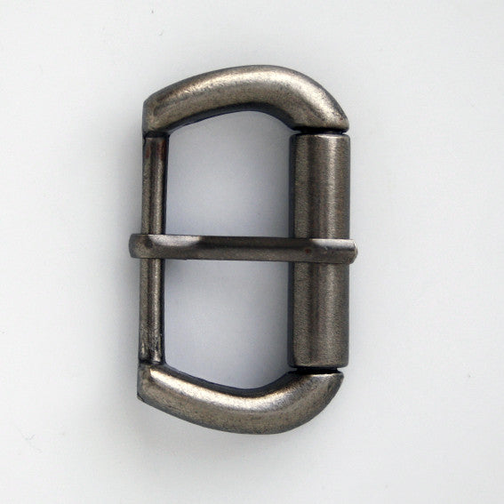 #0770 Antique Nickel Buckle 30mm