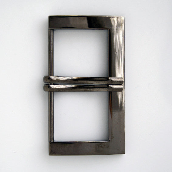 #0793 Gunmetal Buckle 60mm