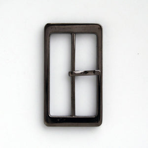 #0823 Gunmetal Buckle 40mm
