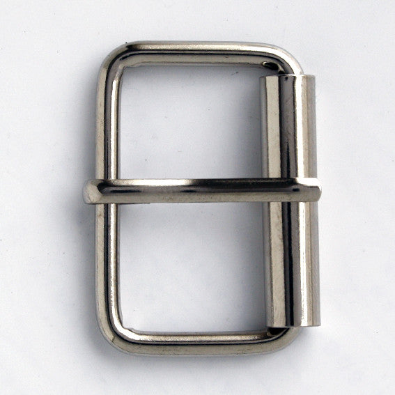#0925 Nickel Finish Buckle 32mm