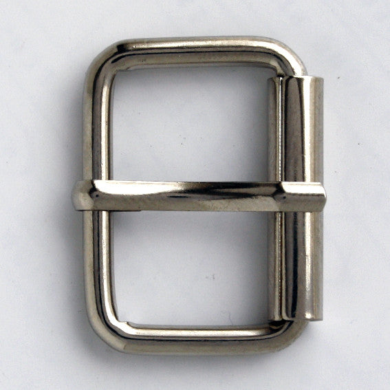 #0935 Nickel Finish Buckle 25mm