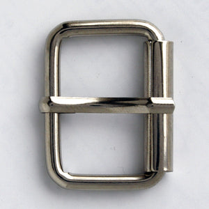 #0935 Nickel Finish Buckle 26mm