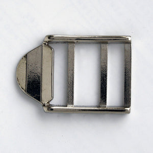 #0939 Nickel Finish Slider 20mm