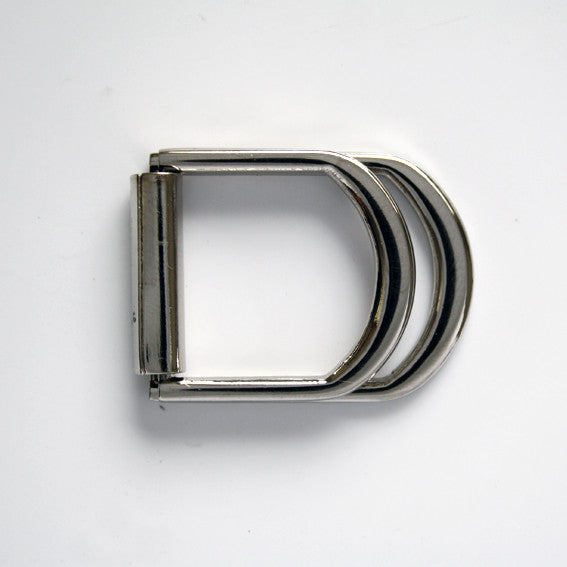 #1003 Double D ring 20mm