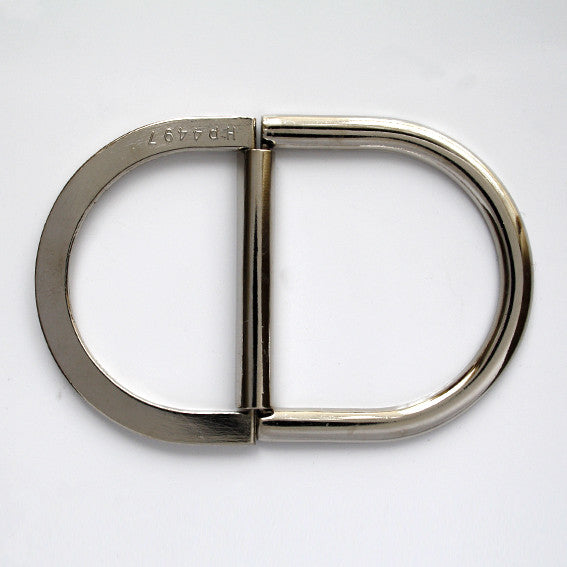 #1145 Double D ring 40mm