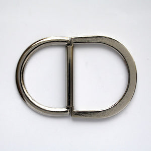 #1147 Double D ring 32mm